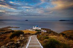 Serifos Island, Greece  Panagia Skopiani