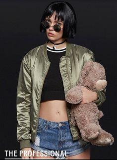 Una propuesta de disfraz para Halloween by Nasty Gal inspirada en la película Leon, the professional