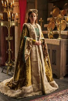 Daughter of Castile: Irene Escolar as Joanna of Castile.