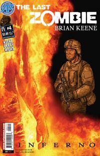 The Last Zombie: Inferno #4