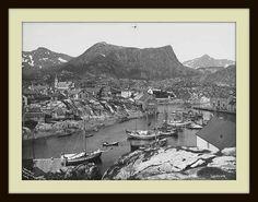 Lofoten, Old Pictures, City Photo, Album, Antique Photos, Old Photos, Old Photographs, Card Book