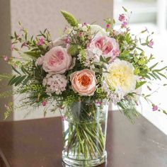 from David Austin Wedding Roses page