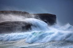 West coast of Orkney taking a battering this weekend. Wow Products, West Coast, Niagara Falls, Take That, Twitter, Nature, Travel, Outdoor, Outdoors
