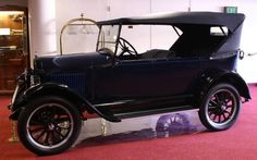 1925 Chevrolet.