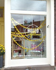 Hello Yellow Store Profile | Apartment Therapy (Almonte, Ontario)