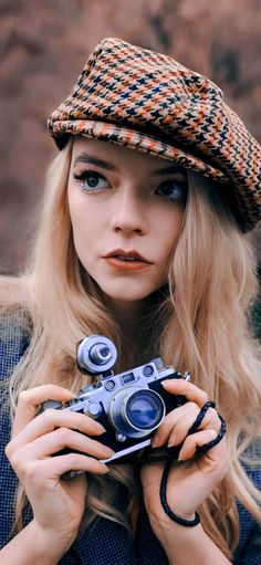 Anya Joy, Anya Taylor Joy, Hot Country Men, A Perfect Day, Iconic Women, Celebrity Crush, Picture Video, Girlfriends, Girly