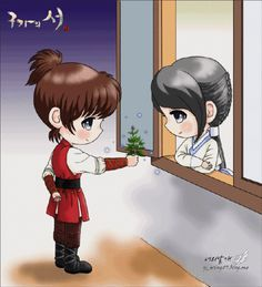 Find images and videos about kdrama and gu family book. fanart on We Heart It - the app to get lost in what you love. Gu Family Books, Chibi Couple, Forever Book, Lee Seung Gi, Fanart, Anime Couples Drawings, Big Bang Top, Korean Art, Drama Korea