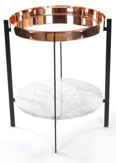 Deck sidobord från OX Denmarq hos ConfidentLiving.se