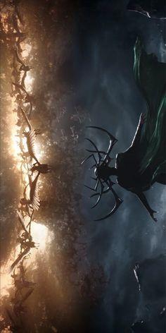Hela - Thor Ragnarok
