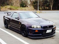 Favorite tuner on earth: 2004 Nissan Skyline GTR R34