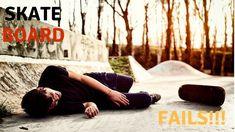 BEST SKATEBOARD FAILS 2018! SKATE & SKATEBOARDING FAILS COMPILATION #1