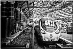 ¿Listo para un nuevo viaje? Estación de tren de Liverpool