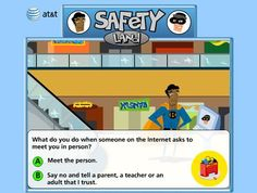 Simple game that shows you how much do you know about being safe on the internet. #storytelling_INTEF.