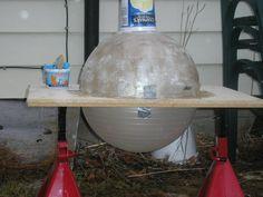 Fibreglass Atlas Stone Molds