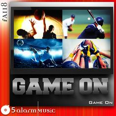 Game on! Music for sporting events!