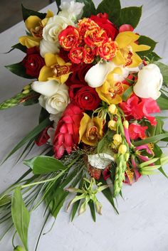 tropical bouqets - Google Search