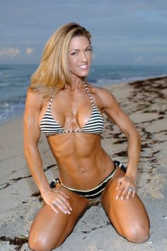 A picture of Heather Green. This site is a community effort to recognize the hard work of female athletes, fitness models, and bodybuilders. Heather Green, Fit Chicks, Female Form, Stay Fit, Fitspiration, Fitness Inspiration, Fit Women, Fitness Models, Bikinis