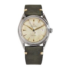 A vintage 1950s Rolex is a gift dad will never forget.