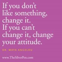 It's All About the Attitude!