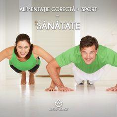 Mici schimbări ale rutinei de zi cu zi te pot ajuta să slăbești și să ai mai multă energie. Doar 10 minute de gimnastică ușoară dimineața și seara sunt suficiente pentru a-ți pune sângele mișcare, iar la locul de muncă, profită de pauza de masă ca să faci o scurtă plimbare. Mai multe sfaturi pentru un stil de viață sănătos pe www.natur-house.ro