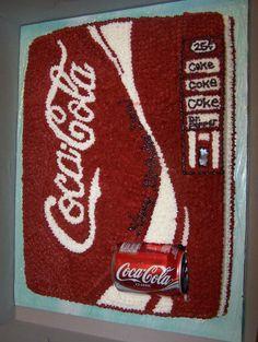 coca cola cake.. Please someone.. Make this for me!!