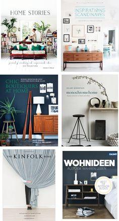 6 recent books on interior design to discover