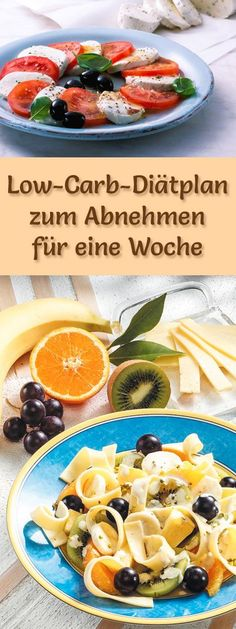 Low Carb Diätplan zum Abnehmen – Kohlenhydratarme Diät Free low-carb diet plan for losing weight with low-carb recipes for a week – a healthy, low-carbohydrate diet with lots of protein … Ketogenic Recipes, Low Carb Recipes, Diet Recipes, Healthy Recipes, Low Carbohydrate Diet, Low Carb Diet, Law Carb, Dieet Plan, Slim Diet