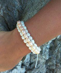 GiftJewelryShop Dalis Persistence of Memory Photo Light Amethyst Crystal June Birthstone Flower Bead Charm Bracelets