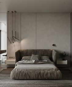 CRISP - VANILLA - GELATO on Behance Gelato, Crisp, Architecture Design, Master Bedroom, Cabin, Interior Design, Furniture, Vanilla, Behance