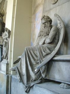 Cronus was the god of time in its sense of eternal duration.