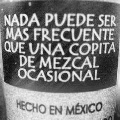 MezcalTime #mezcal  #hechoenméxico #instagram  #instagramer #iphone4 by krNn bO, via Flickr