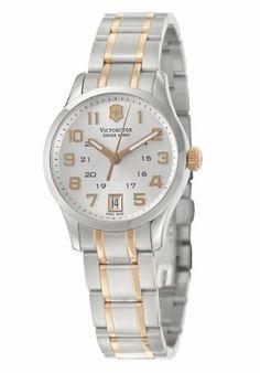 Victorinox Swiss Army Classic Alliance Women's Quartz Watch 241326 Victorinox Swiss Army. $299.00. Case Diameter - 30 MM. Victorinox Swiss Army ALLIANCE Collection. Save 62% Off!