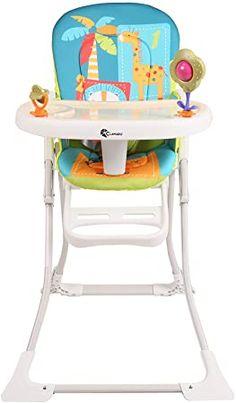 Blau Baby Hochstuhl Kinderhochstuhl Kinderstuhl Babystuhl Treppenhochstuhl Kinder Hochstuhl Nursery Chair