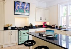 AGA City60 modern home Pistachio