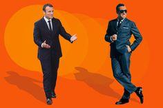 Emmanuel Macron ou OSS 117 : qui a dit quoi ? Vanity Fair, Emmanuel Macron, Movies, Movie Posters, Film Poster, Films, Popcorn Posters, Film Books, Movie