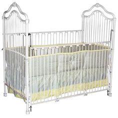 Verona Iron Crib in Choice of Finish from PoshTots