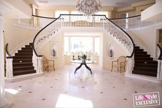 it would be ideal if i could have a kardashian staircase