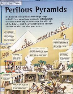 Horrible Histories Magazine # 3 : The Awesome Egyptians Mummy Mania Israel History, Ancient World History, World History Teaching, World History Lessons, Egypt Information, Ancient Egypt For Kids, Egyptian Crafts, Modern Egypt, Horrible Histories