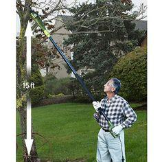 "Sun Joe Saw Joe 8"" 6.5-Amp Electric Pole Chain Saw"