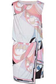 Emilio Pucci wrap dress