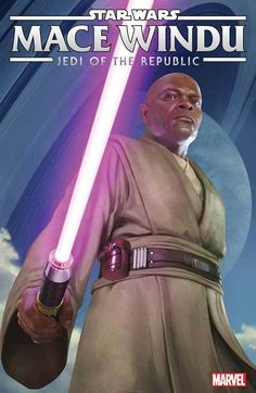 [Solicitations] Mace Windu returns to kick-ass in new Marvel series — Major Spoilers—Comic Book Reviews, News, Previews, and Podcasts