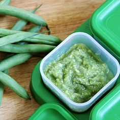 How to make green bean puree for babies frozen green beans green how to make veggie purees for babies toddler food recipeshomemade baby foodsgreen beansguacamolebaby forumfinder Gallery