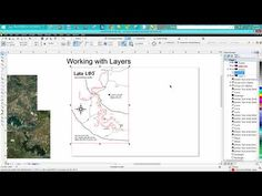 Corel Draw Tips & Tricks Layers Working with layers Coreldraw, Layers, Tutorials, Make It Yourself, Education, Tips, Youtube, Design, Style