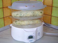 Steamer Recipes, Rice Cooker, Pork, Food And Drink, Kitchen Appliances, Diet, Clean Foods, Health, Kale Stir Fry