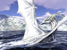 This Image Was Found On Fanpop Via Google Search For Snow Dragons