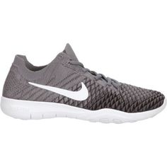 finest selection 9f96d 83b73 Nike Women s Nike Free Flyknit 2 Training Shoes (Cool Grey White Black Dark  Grey, Size 9.5) - Women s Training Shoes at Academy Sports