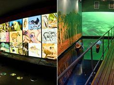 Catavento, Estação Ciência, Butantan e Sabina são opções em SP.  Experimentos, interatividade, cobras e pinguins instigam visitantes.