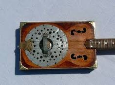 steampunk cigar box guitar - Google 検索
