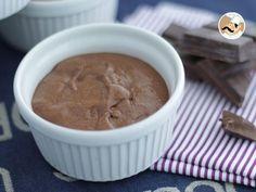 Mousse al cioccolato cremosa e delicata