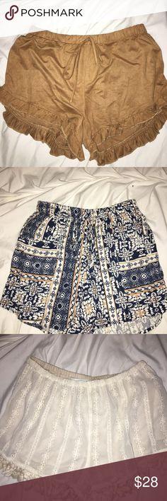 Flowy shorts All three flowy shorts stella laguna beach Shorts